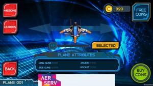 Airscuffle-menu